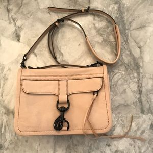 Rebecca Minkoff Leather Crossbody Bag